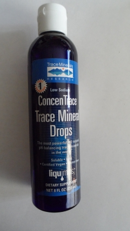 Trace Minerals For Concentration Problems
